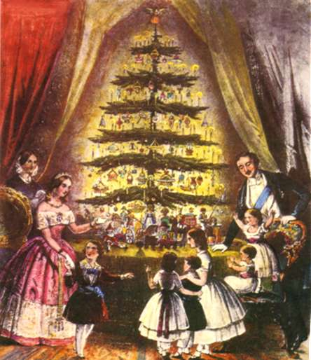 How the Victorians Invented Christmas