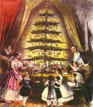 victorian-christmas