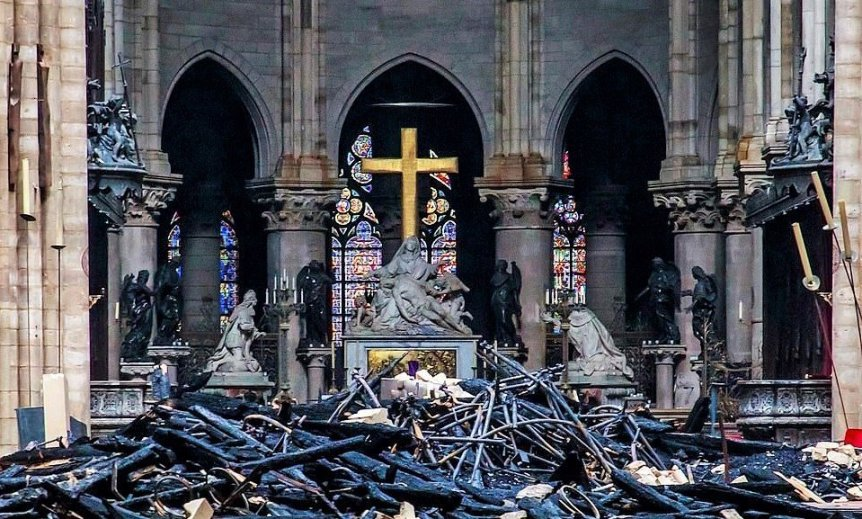 good friday notre dame